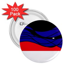 Cool obsession  2.25  Buttons (100 pack)