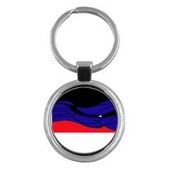 Cool obsession  Key Chains (Round)