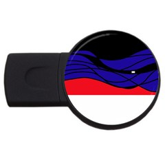 Cool obsession  USB Flash Drive Round (2 GB)
