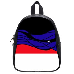 Cool obsession  School Bags (Small)