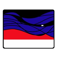 Cool obsession  Fleece Blanket (Small)