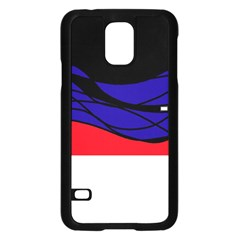 Cool obsession  Samsung Galaxy S5 Case (Black)