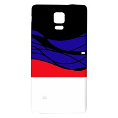 Cool obsession  Galaxy Note 4 Back Case
