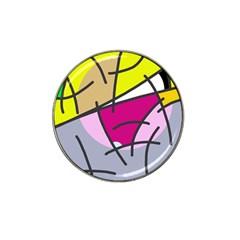 Fair skater  Hat Clip Ball Marker (10 pack)