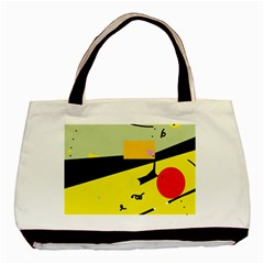 Party in the desert  Basic Tote Bag (Two Sides)