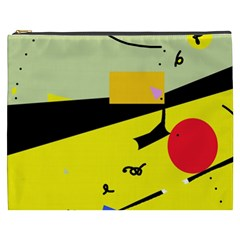 Party in the desert  Cosmetic Bag (XXXL)