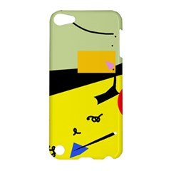 Party in the desert  Apple iPod Touch 5 Hardshell Case