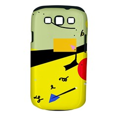 Party in the desert  Samsung Galaxy S III Classic Hardshell Case (PC+Silicone)