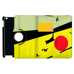 Party in the desert  Apple iPad 2 Flip 360 Case