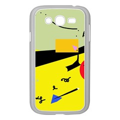 Party in the desert  Samsung Galaxy Grand DUOS I9082 Case (White)
