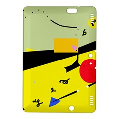 Party in the desert  Kindle Fire HDX 8.9  Hardshell Case