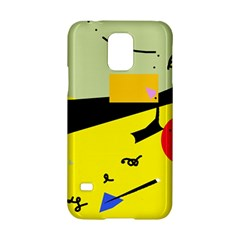 Party in the desert  Samsung Galaxy S5 Hardshell Case