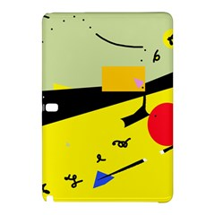 Party in the desert  Samsung Galaxy Tab Pro 12.2 Hardshell Case