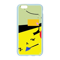 Party in the desert  Apple Seamless iPhone 6/6S Case (Color)
