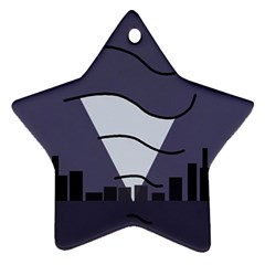 Tesla Ornament (Star)
