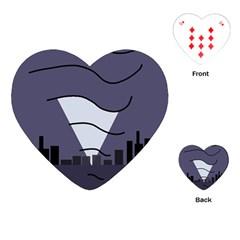 Tesla Playing Cards (Heart)