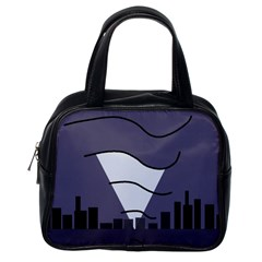 Tesla Classic Handbags (One Side)