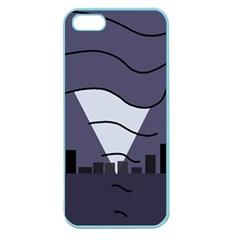 Tesla Apple Seamless iPhone 5 Case (Color)
