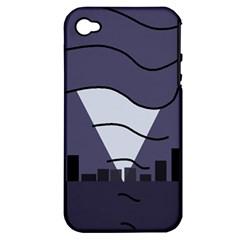 Tesla Apple iPhone 4/4S Hardshell Case (PC+Silicone)