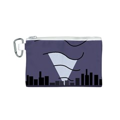 Tesla Canvas Cosmetic Bag (S)