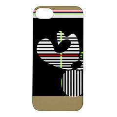 Abstract art Apple iPhone 5S/ SE Hardshell Case