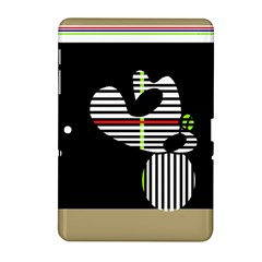 Abstract art Samsung Galaxy Tab 2 (10.1 ) P5100 Hardshell Case