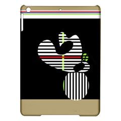 Abstract art iPad Air Hardshell Cases