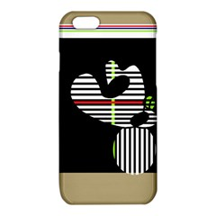 Abstract art iPhone 6/6S TPU Case