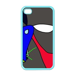 Donkey Apple iPhone 4 Case (Color)