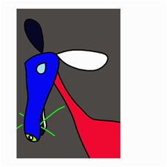 Donkey Small Garden Flag (Two Sides)