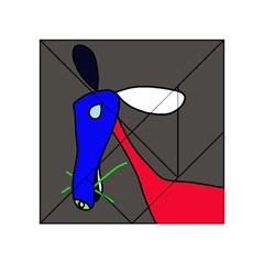 Donkey Acrylic Tangram Puzzle (4  x 4 )
