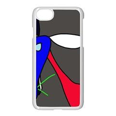 Donkey Apple Iphone 7 Seamless Case (white)