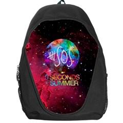 Galaxy Nebula Backpack Bag