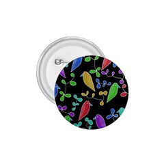 Birds and flowers 2 1.75  Buttons