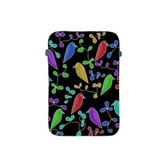 Birds and flowers 2 Apple iPad Mini Protective Soft Cases