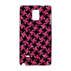 HTH2 BK-PK MARBLE Samsung Galaxy Note 4 Hardshell Case