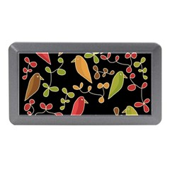 Flowers and birds  Memory Card Reader (Mini)