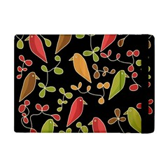 Flowers and birds  Apple iPad Mini Flip Case