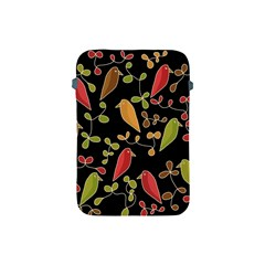 Flowers and birds  Apple iPad Mini Protective Soft Cases