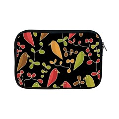 Flowers and birds  Apple iPad Mini Zipper Cases