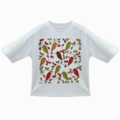 Birds and flowers 3 Infant/Toddler T-Shirts