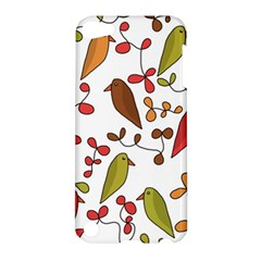 Birds and flowers 3 Apple iPod Touch 5 Hardshell Case