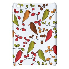 Birds and flowers 3 Apple iPad Mini Hardshell Case