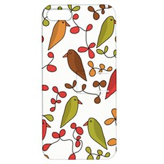 Birds and flowers 3 Apple iPhone 5 Hardshell Case with Stand