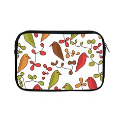 Birds and flowers 3 Apple iPad Mini Zipper Cases