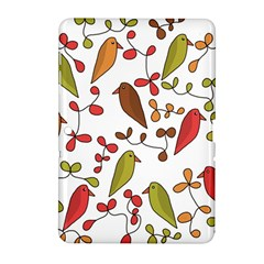 Birds and flowers 3 Samsung Galaxy Tab 2 (10.1 ) P5100 Hardshell Case