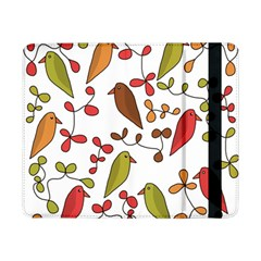 Birds and flowers 3 Samsung Galaxy Tab Pro 8.4  Flip Case