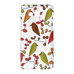 Birds and flowers 3 Samsung Galaxy A5 Hardshell Case