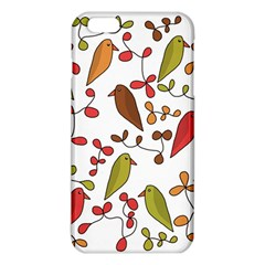 Birds and flowers 3 iPhone 6 Plus/6S Plus TPU Case