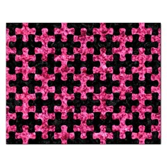 Puzzle1 Black Marble & Pink Marble Jigsaw Puzzle (rectangular)